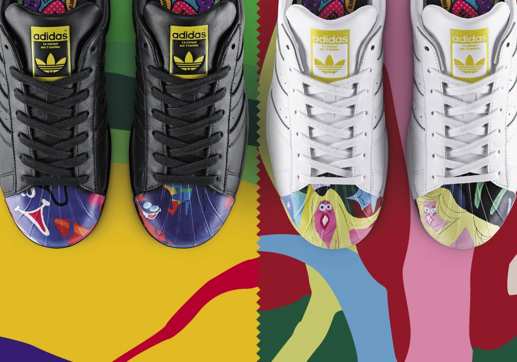 75c21980a27ab SNEAKER OF THE WEEK  ADIDAS ORIGINALS X PHARRELL WILLIAMS SUPERSHELL ...