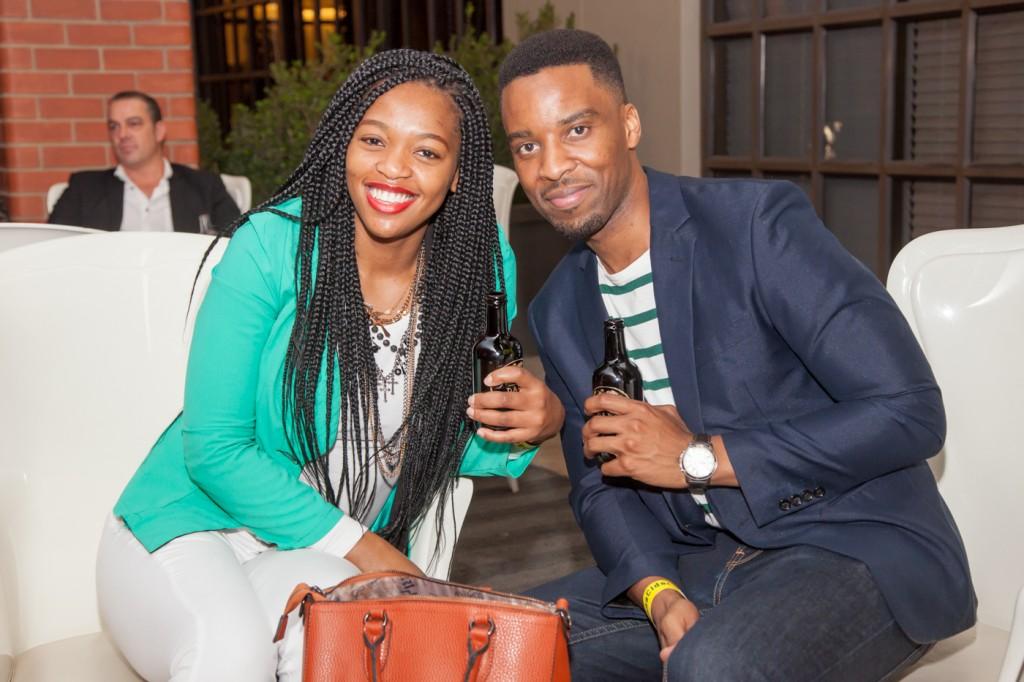 Busisiwe Pheleu and Onga Ntozini