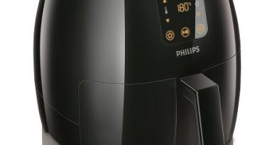 Philips Avance Airfryer XL - HD9240