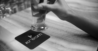 Kream coaster