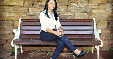 WOMAN ON TOP: Rox-ann Govender