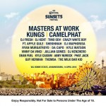 Corona SunSets Festival Brings the Magic to JHB in 2018