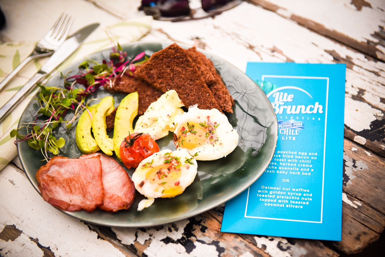 Lite Brunches are in! Flying Fish Introduces the Lite Brunch