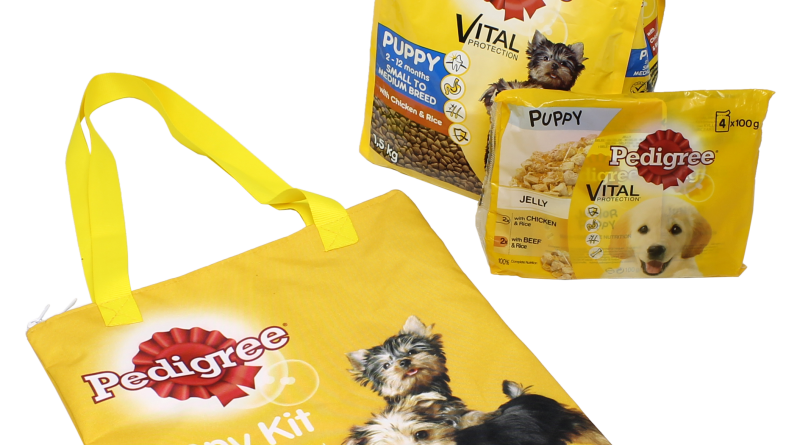 Pedigree Puppy Kit-2