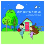Shhh can you hear us? – a new book for pre-schoolers