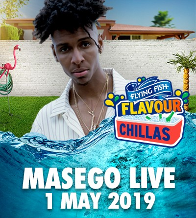 Flying Fish Ultimate Backyard Festival Flavour Chillas -Masego [2]