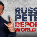 THE RUSSELL PETERS DEPORTED WORLD TOUR