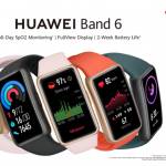 HUAWEI Band 6 is everything you need, it's #MoreThanABand
